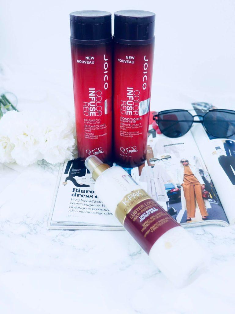 Jak pielęgnować intensywnie czerwone włosy?