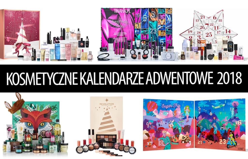 Kosmetyczne Kalendarze Adwentowe 2018 Przeglad Ceny Gdzie Kupic Blog Tinaha Pl Moda Uroda Zakupy Podroze Wnetrza